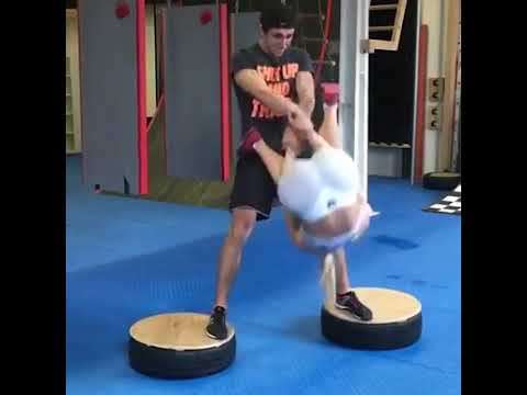 Strength training in Gym by Awesome people