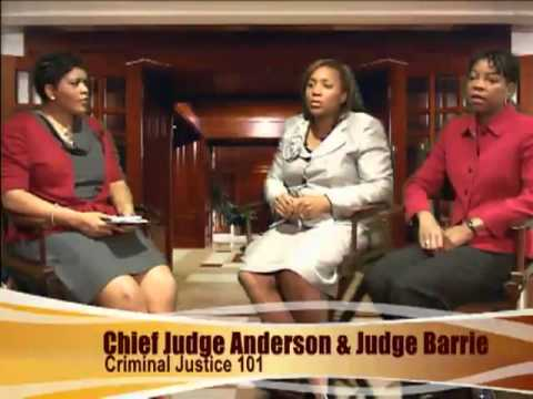 Criminal Justice 101 Role of the Courts