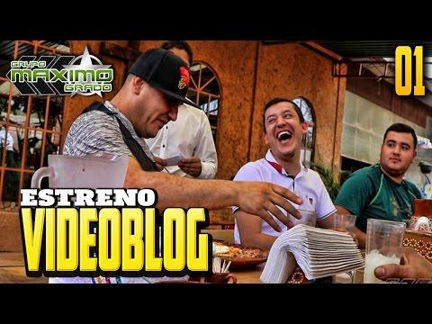 MAXIMO GRADO - VIDEOBLOG / 01 / GIRA MEXICO