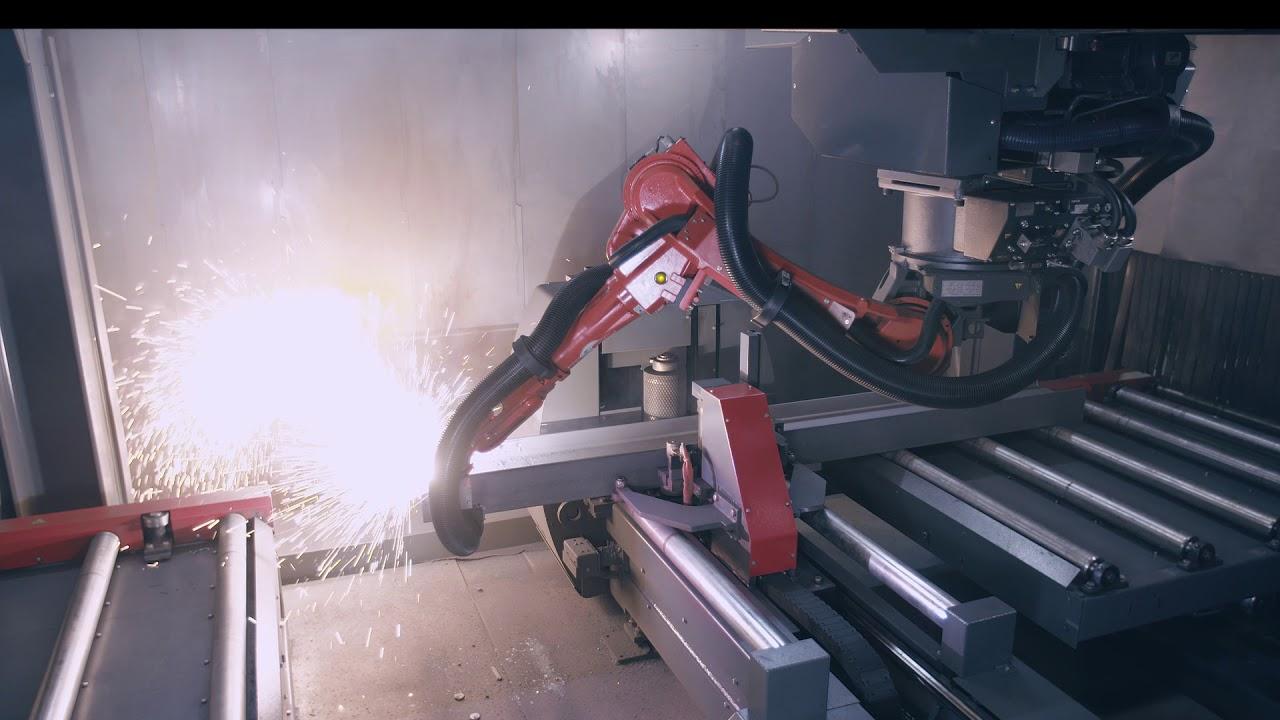 Automation | Machinery | CNC | Beam line - Voortman Steel Machinery