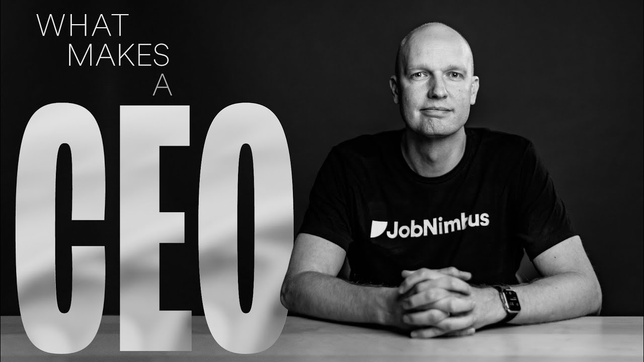 Download What Makes A CEO Trailer | JobNimbus