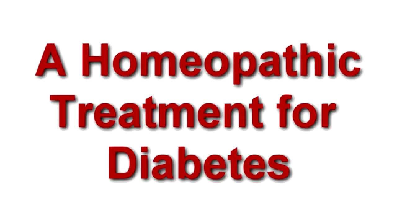 Best Homeopathic Medicine for Diabetes | Top 7 Homeopathic Medicines