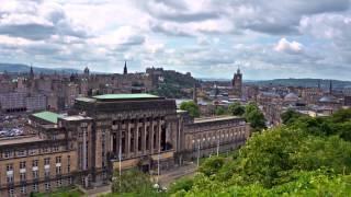 Edinburgh - Time lapse Part 2