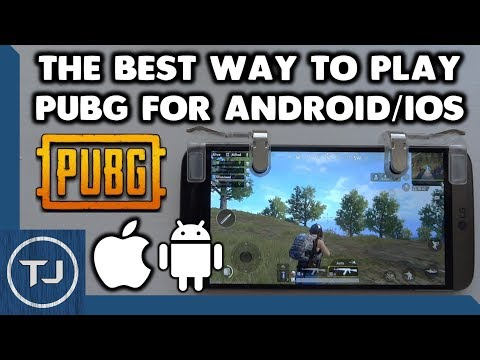 The Best Way To Play PUBG Mobile For iOS/Android! (L1 R1 Triggers)