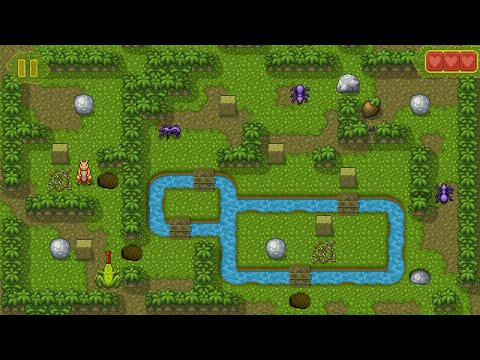 Приключения Бурундука: Логические игры | Chipmunk's Adventures: Logic Games [Official Gameplay - 2]