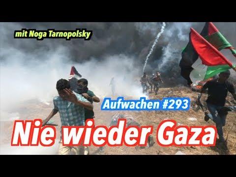Aufwachen #293: Deutsche vs. internationale Nachrichten über Gaza (Gast: Noga Tarnopolsky)