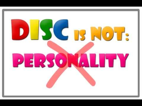 DISC Accreditation : DISC Profile : DISC Assessment : What is DISC?