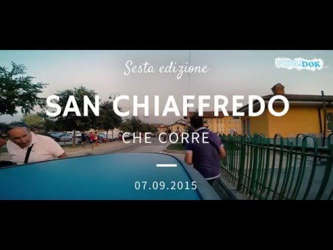 San Chiaffredo Che Corre (Sesta Edizione) | 07.09.2015