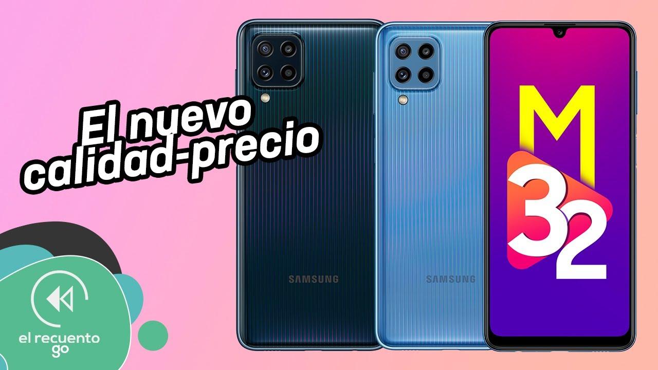 Samsung Galaxy M32 es oficial | El Recuento Go
