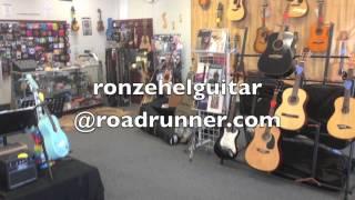 Ron Zehel Guitar Amherst