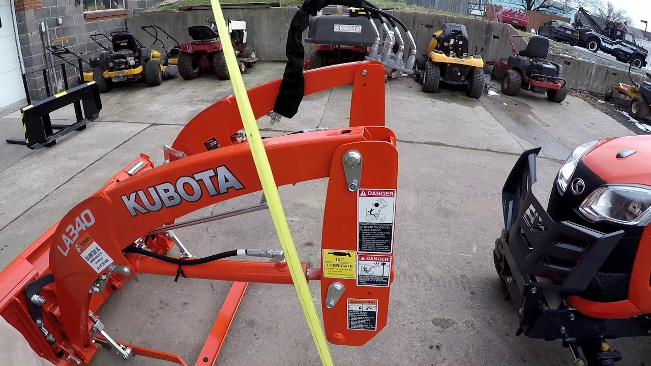 Kubota Bx23s Review Part 1