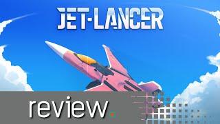 Jet Lancer Review - Noisy Pixel
