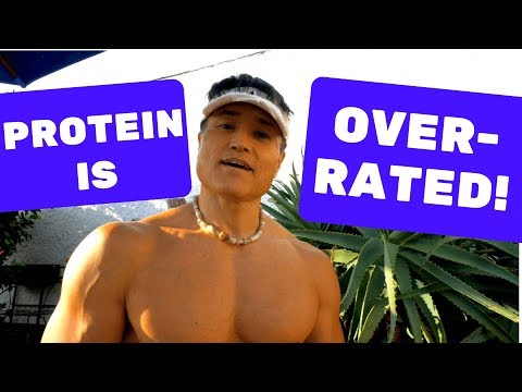 How much protein do you really need? Vegan muscles.