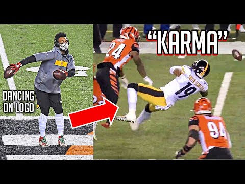 "NFL ""Karma"" Moments"