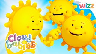 Sun Adventures With The Cloudbabies - 45 Mins Long!!