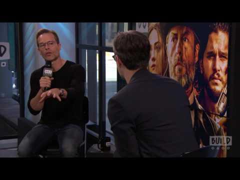 """Guy Pearce Discusses His Film, """"Brimstone"""""""