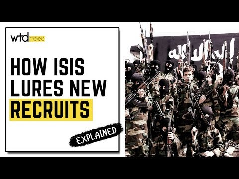 ISIS Recruitment Videos Are Basically Hollywood Action Flicks