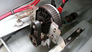 Electric Boat Motor - no transmission - Electric Tollycraft