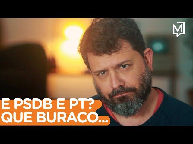 E PSDB e PT, hein? Que buraco… I Ponto de Partida