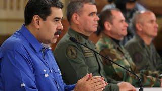 Armee im Mittelpunkt des Machtkampfes in Venezuela