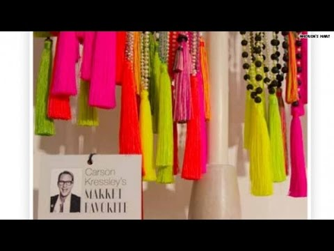 Watch: Share-worthy spring fashion trends for 2015