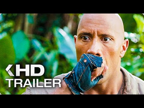 Jumanji 2: Welcome To The Jungle ALL Trailer & Clips (2017) streaming vf
