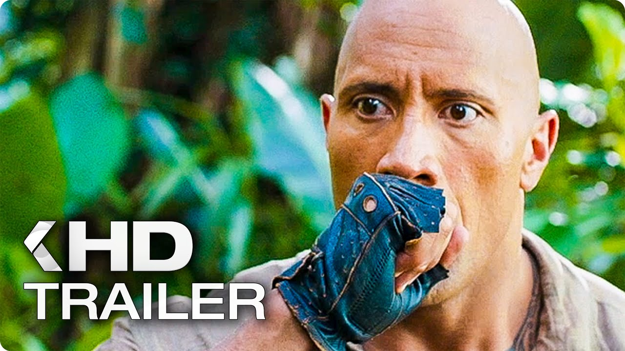 Download Jumanji 2: Welcome To The Jungle ALL Trailer & Clips (2017)