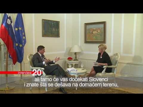 Interview 20 -  Borut Pahor TRAILER