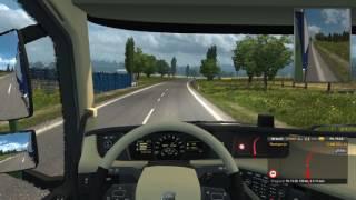Euro Truck Simulator 2 - Košice - B.Bystrica - Systemy kominowe