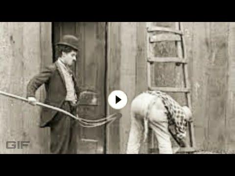 Charlie Chaplin ; Rarest video