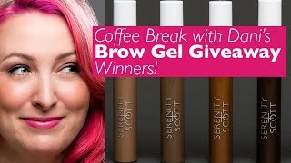 Serenity Scott Brow Gel Giveaway Thumbnail