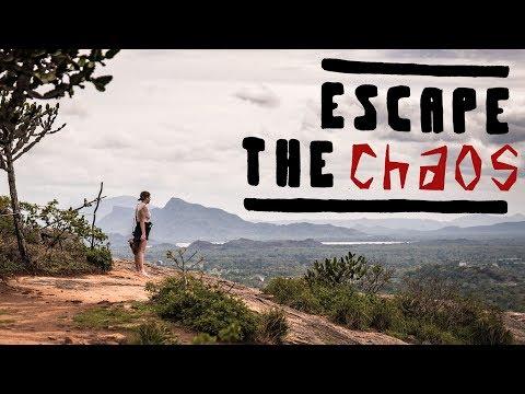 Escape the chaos - A Sri Lanka Travel Video