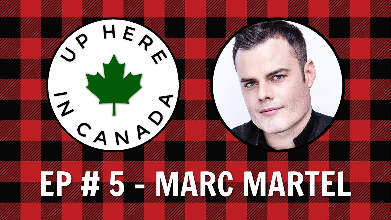 STAYIN' BEAUTY with Uncle Clark - Episode #5 - Marc Martel
