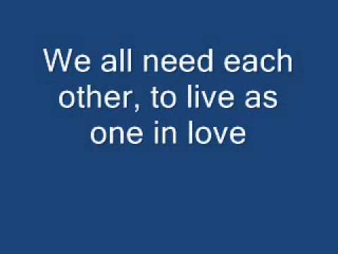 A1   One In Love Lyrics