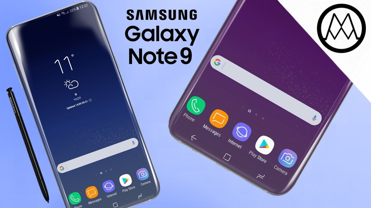 Samsung Galaxy Note 9 - These features will make it INSANE ...