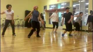 TLC No Scrubs (Cardio Dance Choreography)