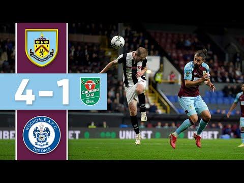 Burnley Rochdale Goals And Highlights