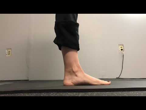 Why is foot strength important?