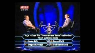 Milioner Srbija  pitanje za 2.500.000 RSD