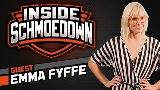 Emma Fyffe: Inside Schmoedown with the Pit Boss