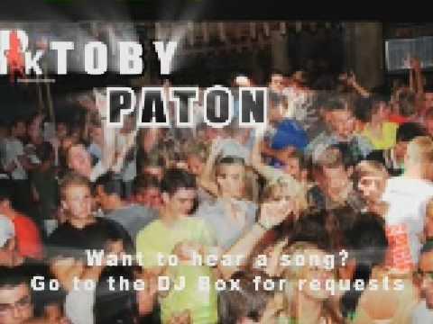 DJ Toby Paton Live in Ayia Napa