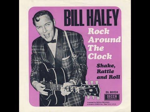 1954-55. Top Rock`n`Roll songs of 1954-55