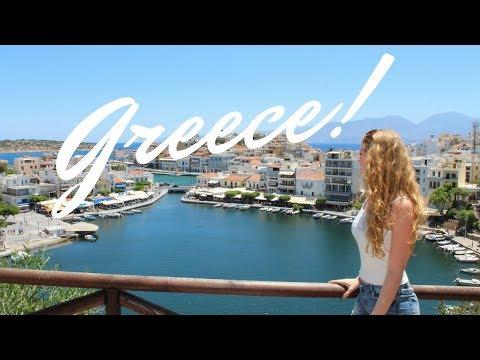 CRETE - GREECE   SUMMER TRIP 2017 🌴✨