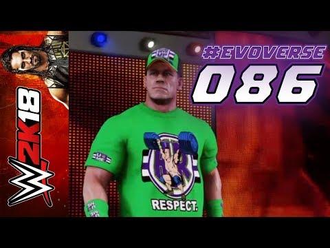 Die Triple Threat Action | WWE 2k18 Evoverse #086