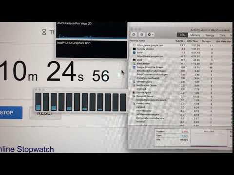 15-Inch MacBook Pro Display Stutter with External Monitor
