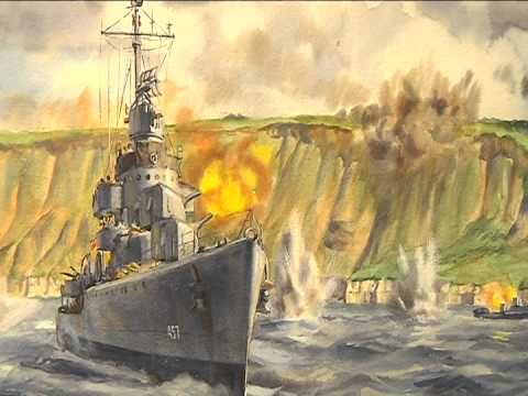 70 years later: Remembering D-Day through art