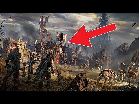 CAPTURING A FORTRESS!! Middle Earth: Shadow of War, Part 6