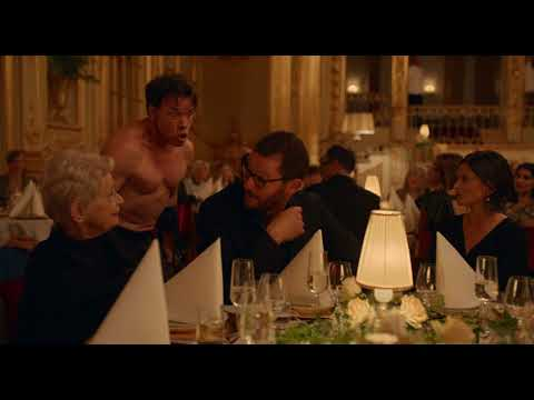 The Square 2017 - The Dinner Party Scene