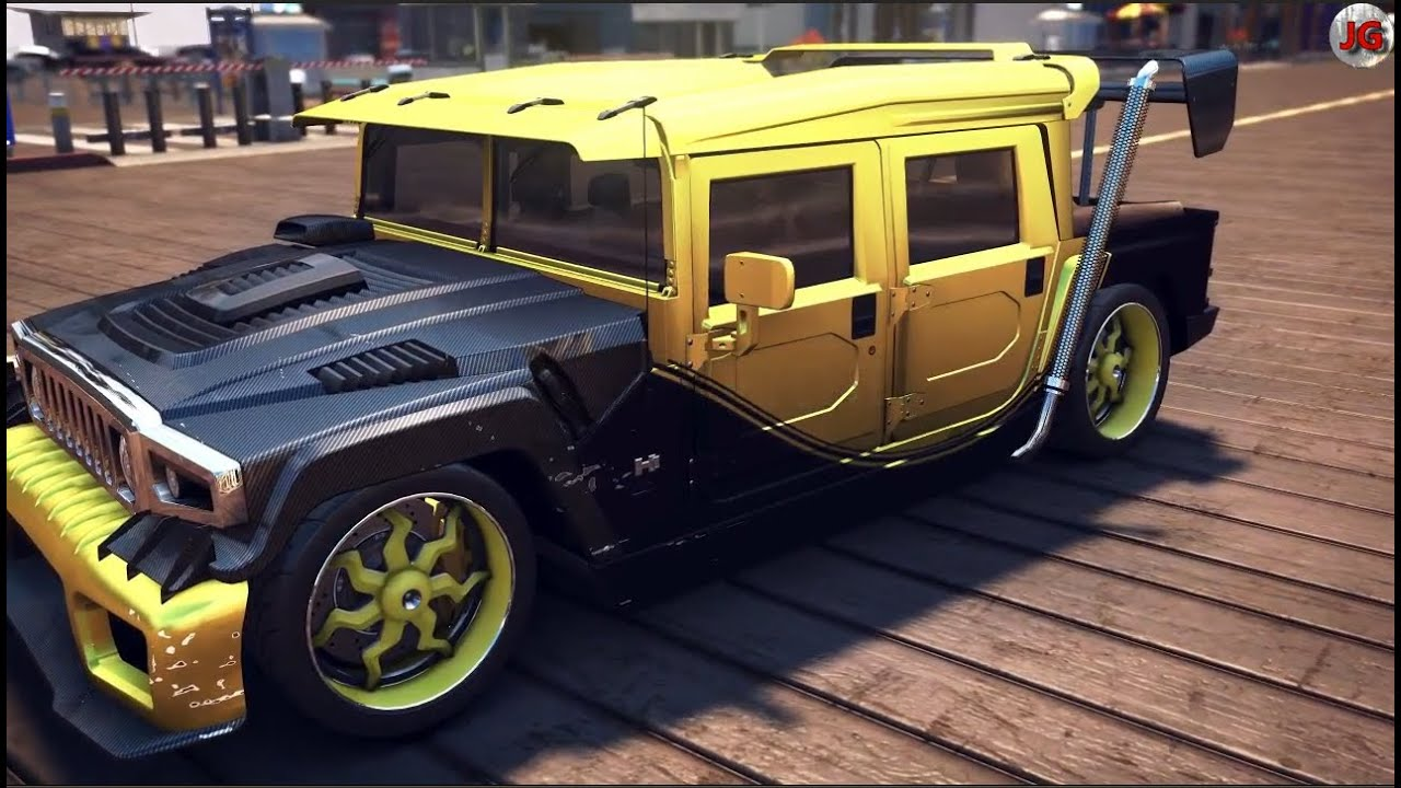 The Crew  Route 66  Faction Missions  Hummer H1 Alpha