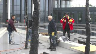 Kjell Nupen om udsmykningen af Viborg Ra?dhus